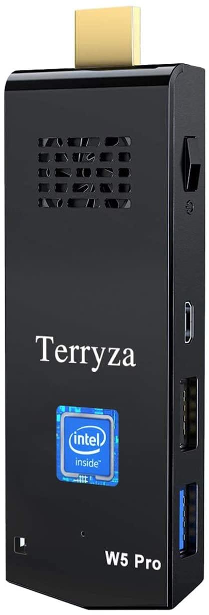 Terryza PC Stick Intel Atom Z8350 Intel Computer