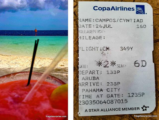 Viagem a Curaçao