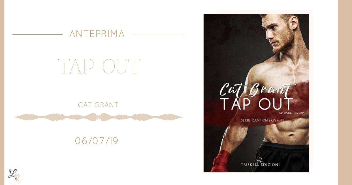TAP OUT di Cat Grant_romance MM