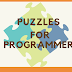 9 Awesome Puzzles to Churn your Programming Brain