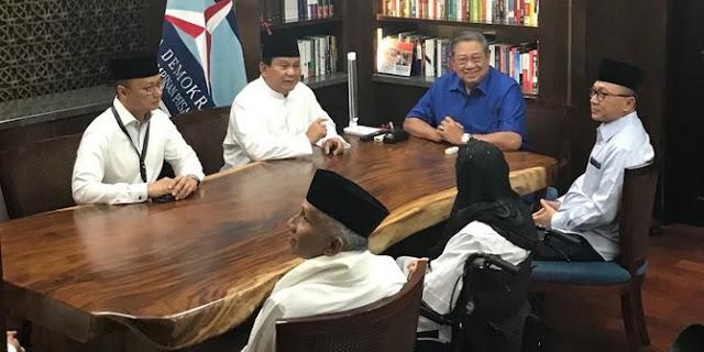 Roy Suryo Beberkan Alasan SBY Tak Hadiri Deklarasi Prabowo-Sandi