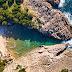 """""""Γλώσσα"""": Η ομορφότερη φυσική πισίνα (απανεμιά) της Μεσογείου Up'ο ψηλά""""![βίντεο]"""