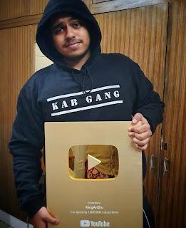 India Pubg Player KingAnBru