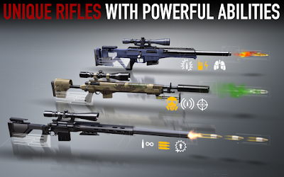 Hitman: Sniper v1.7.117608 Apk MOD [Unlimited Money]