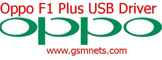 Oppo F1 Plus USB Driver Download