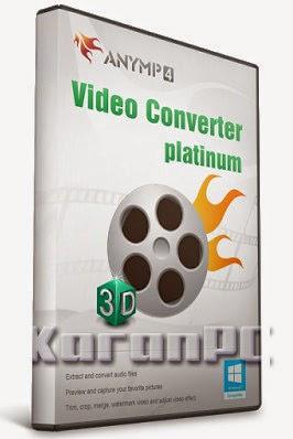 AnyMP4 Video Converter Platinum 6.1.50 + Crack