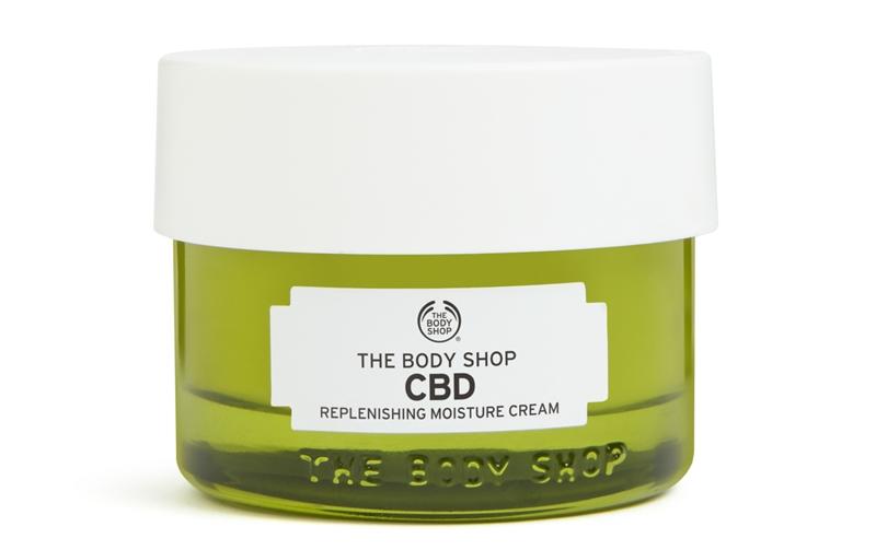 The Body Shop'tan efsanevi CBD serisi