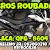 Moto é tomada de assalto entre São João do Rio do Peixe e  Cajazeiras nesta segunda-feira dia 25