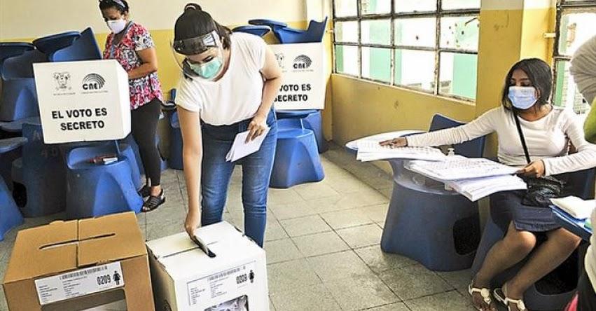 ELECCIONES 2021: Habrá Segunda Vuelta Electoral en Ecuador el 11 de Abril [Resultados CNE] www.cne.gob.ec
