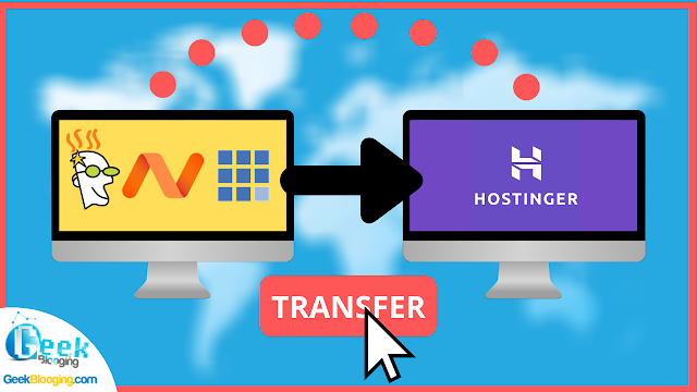 How to Move/Transfer Domain from ANY HOST to HOSTINGER | 2020 [FREE]