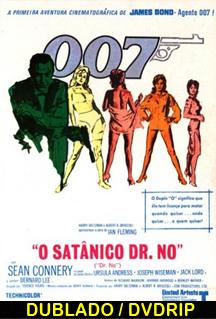 Assistir 007 Contra o Satânico Dr. No 01 Dublado 1962