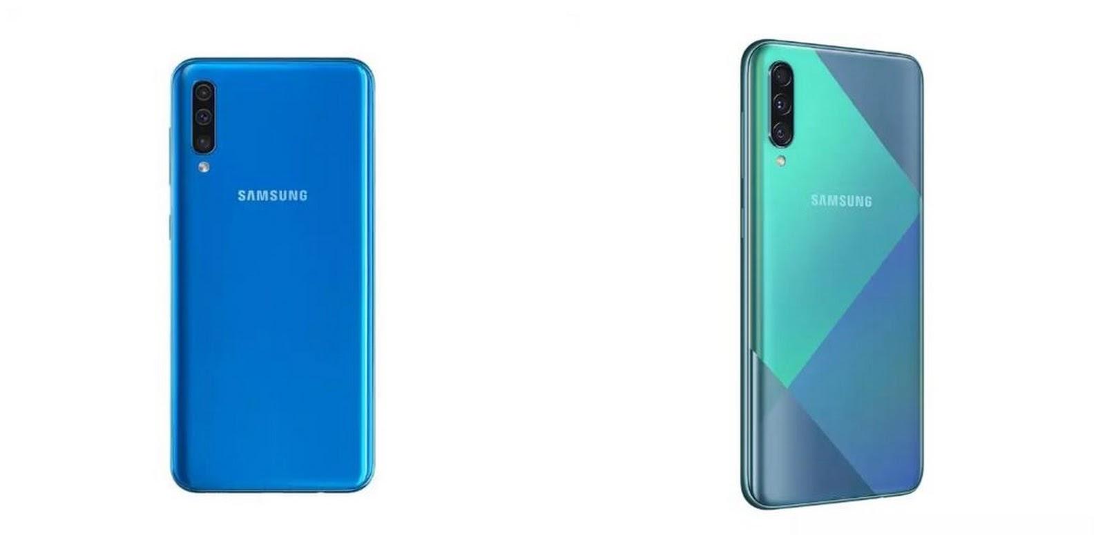 Samsung Galaxy A50s vs Galaxy A50, Apa Saja Perbedaannya?