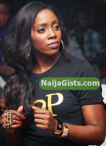 tiwa savage arrested police lagos