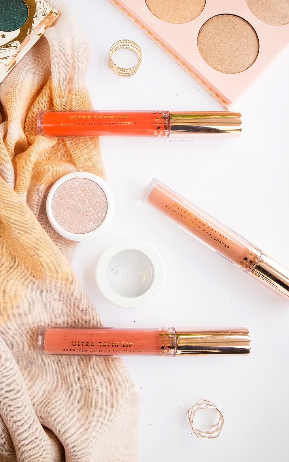 Colourpop Dream Team Lip Bundle of Rever, Dreamy and Moon Child Review and swatches
