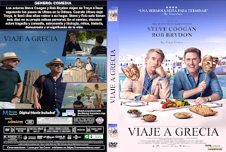 CARATULA VIAJE A GRECIA - THE TRIP TO GREECE2020[COVER DVD]
