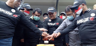 Aktivis 98 Deklarasikan Barikade 98: Kawal Pemerintahan Jokowi dari Kudeta