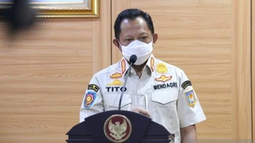 Mendadak Menteri Tito Karnavian Beri Pesan Menohok, Bikin kaget
