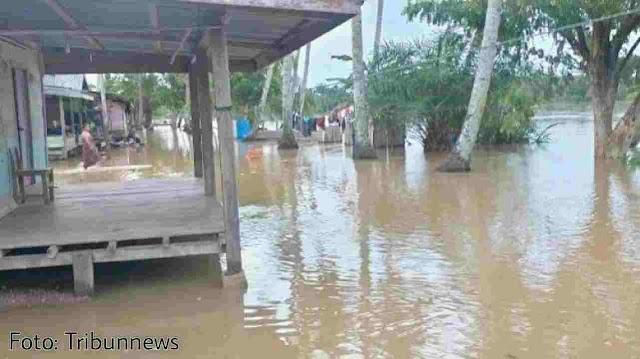 Lebih 20 Desa di Subulussalam Dilanda Banjir