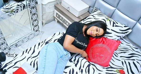 Mercy Eke signs endorsement deal with 'Just Furniture NG'