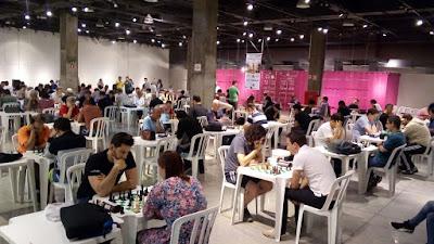 Registrenses se destacam 1º Open de Xadrez Cidade de Sorocaba