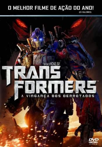 Transformers: A Vingança dos Derrotados Torrent - BluRay IMAX 720p/1080p Dual Áudio