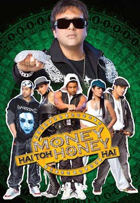 Poster Of Bollywood Movie Money Hai Toh Honey Hai (2008) 300MB Compressed Small Size Pc Movie Free Download worldfree4u.com