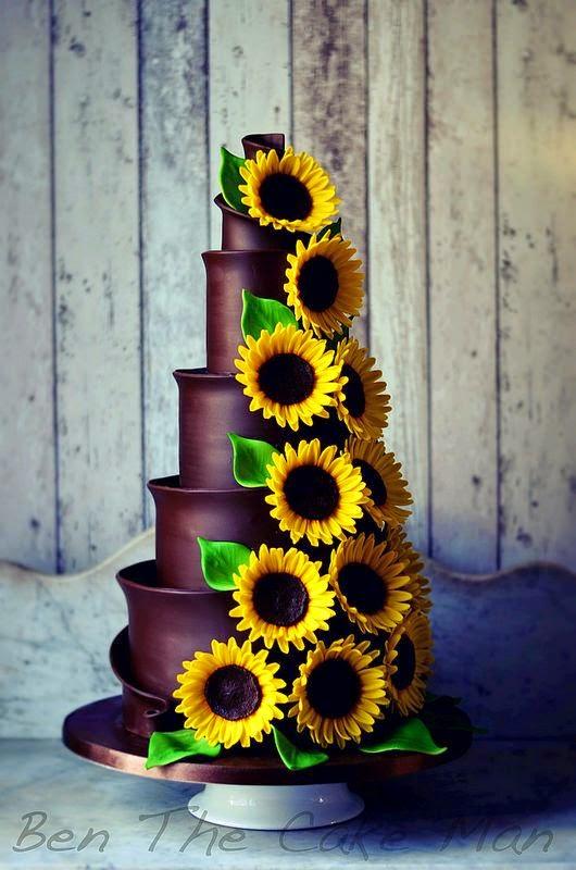 Summer Wedding Theme Ideas Leading to Beautiful Sunflowers