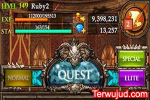 Game Android: Hero of legends
