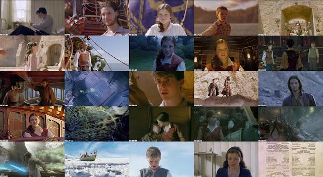 Narnia 3 La Travesia del Viajero del Alba DVDRip Latino 1 Link