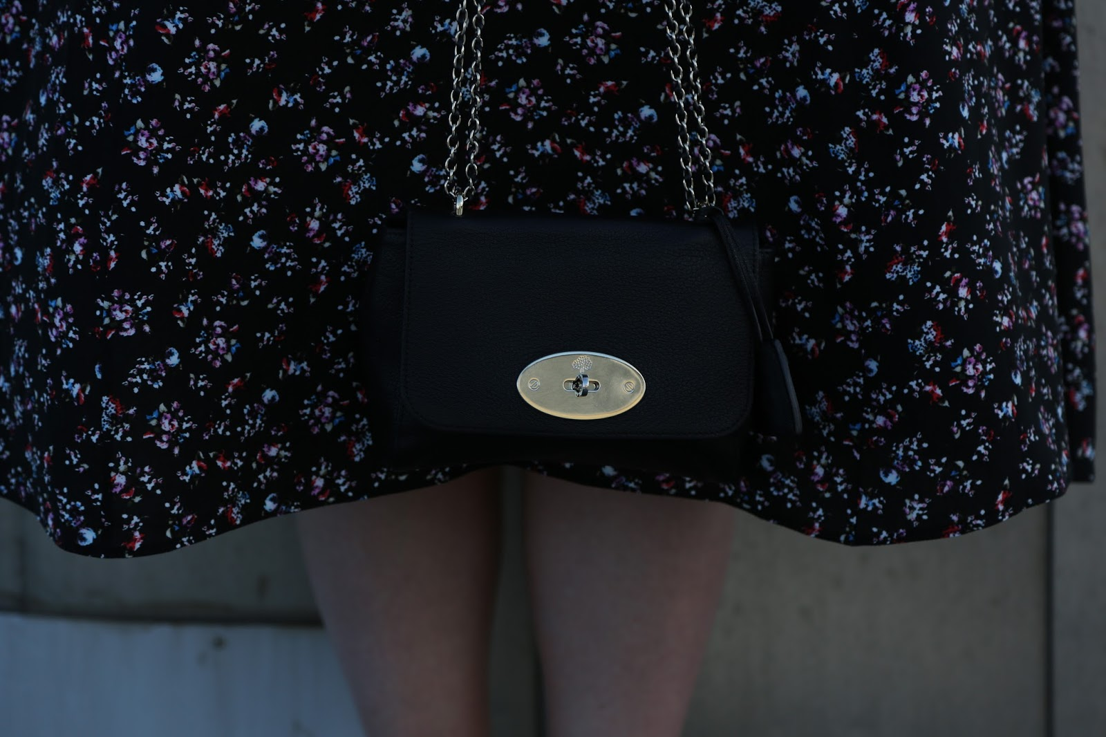 Mulberry Lily Bag Image