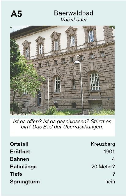 Quartettkarte Baerwaldbad.