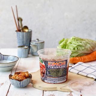 Nikmat dan Sehatnya Kimchi Pekanbaru