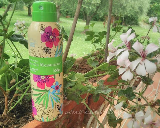 idratante corpo tropicale