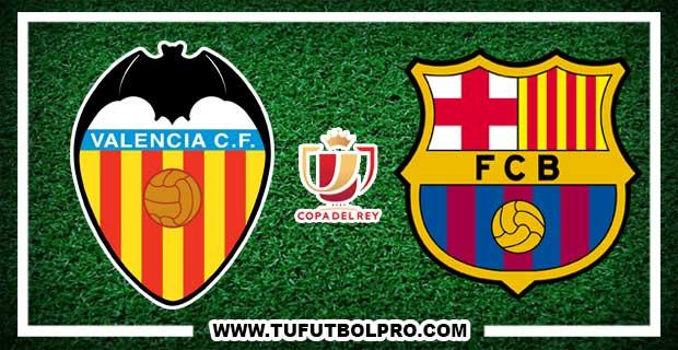 Ver Valencia vs Barcelona EN VIVO Por Internet Hoy 8 de febrero de 2018