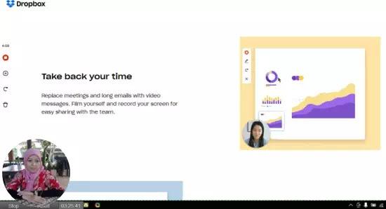 Cara Menggunakan Dropbox Capture Untuk Membuat Pesan Video-1