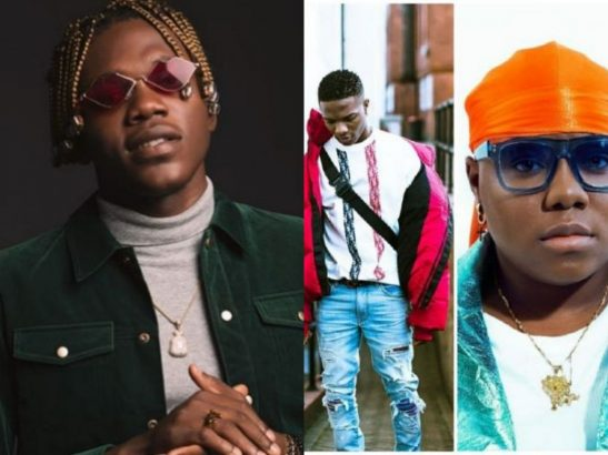 Singer Calls Out Wizkid And Teni For Allegedly Stealing His Song