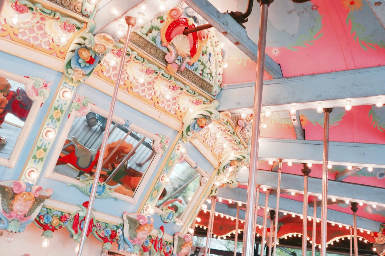 Image of Kennywood Carousel