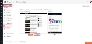 Cara Membuat Related Posts Grid Keren di Blogger