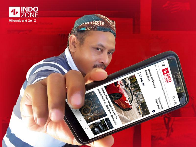 Berawal Dari Hashtag #Kamuharustahu, Indozone.id Kini Platform Berita Viral. Simak, Ini Beberapa Hal yang Saya Suka !