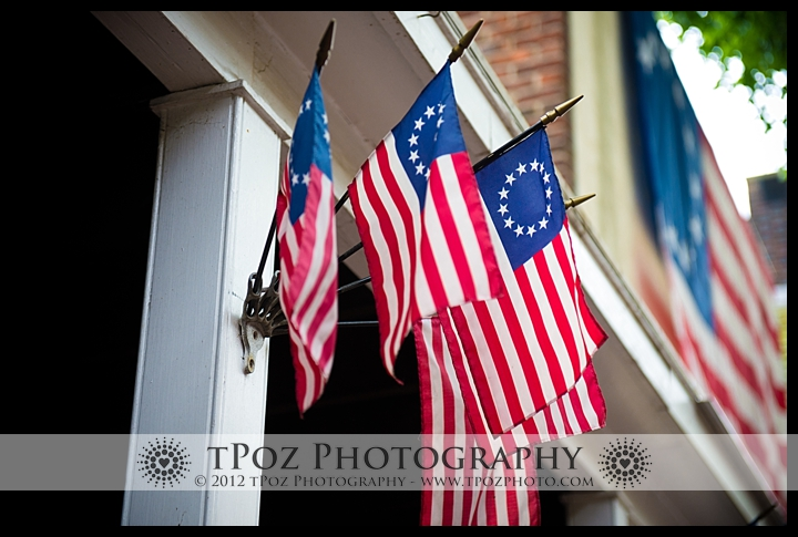 betsy ross house wedding cocktail hour