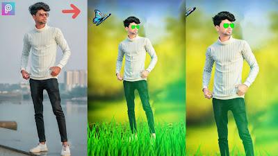 Picsart photo editing tutorial