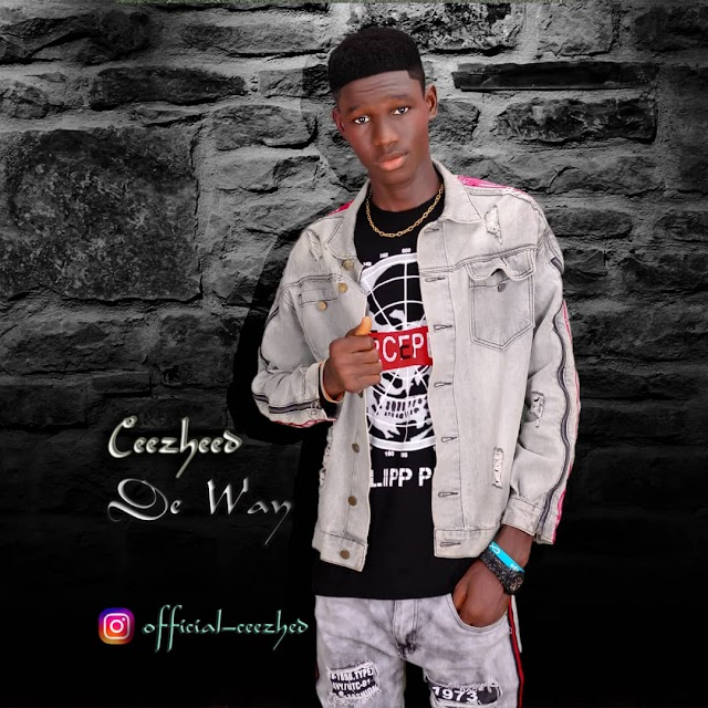 CEEZHED_DE WAY (Prod. by Joe Beatz)