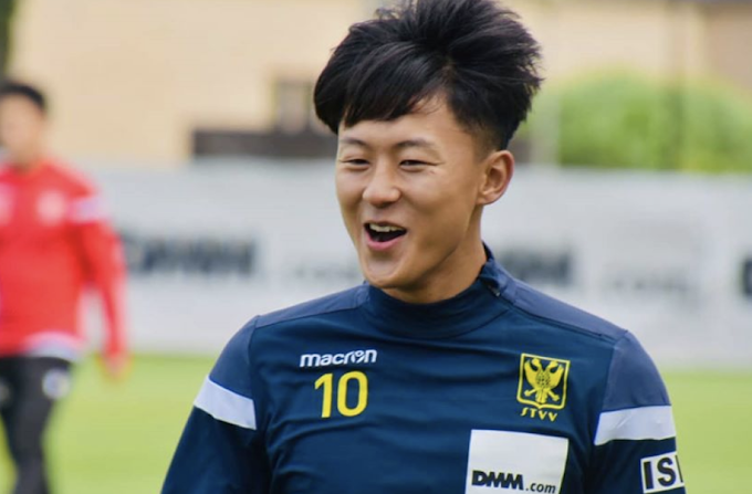 Lee Seung-Woo impressing in Belgium