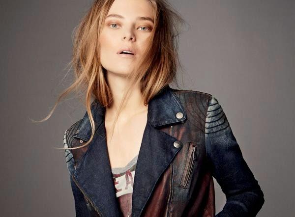 αυτές οι 3 λέξεις χαρακτηρίζουνε τα νέα γυναικεία GAS clothes από την  καινούργια κολεξιόν για τη σεζόν Fall Winter 2014 15 ! c98eb5c1b14