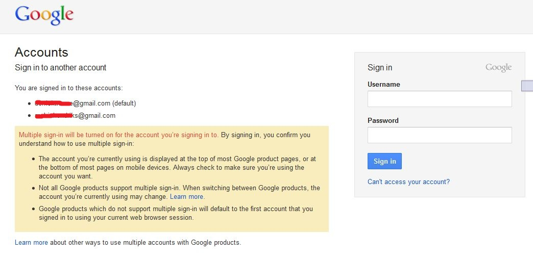 how to change my gmail email account