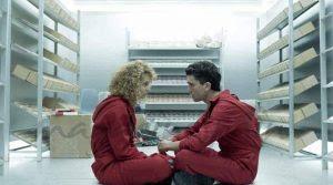 "Money Heist Season 1 Episode 9: ""El Que la sigue la consigue"" or ""Whoever Keeps Trying It, Gets It"""