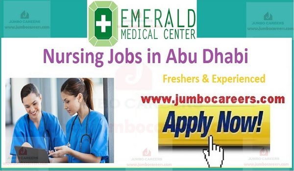 All new jobs in Abu Dhabi