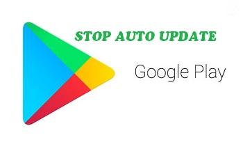 Nonaktifkan Update Otomatis Google Playstore