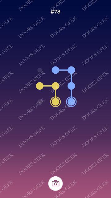 ◉ Connection Level 78 Solution, Cheats, Walkthrough