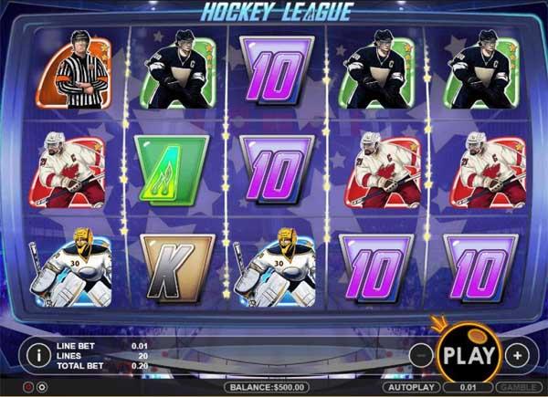 Main Gratis Slot Indonesia - Hockey League (Pragmatic Play)